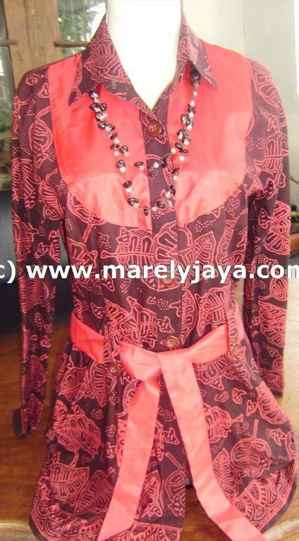 Baju Batik Sekar Jati | www.marelyjaya.com